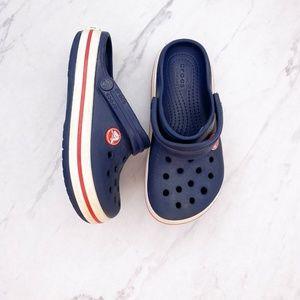 Crocs 204537 Crocband Clog Sneakers Shoes Size C11